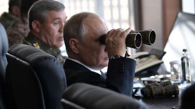 Американские эксперты заподозрили Россию в подготовке к войне