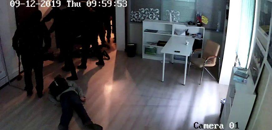 Трудные будни полиции
