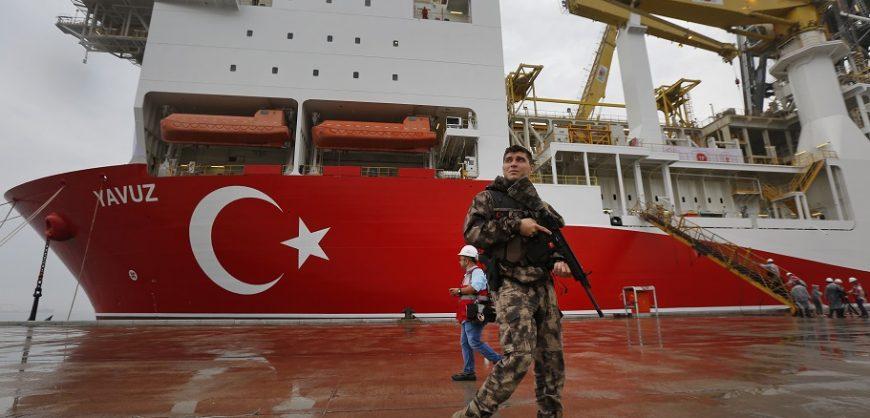 Евросоюз одобрил санкции против Турции из-за незаконного бурения у берегов Кипра