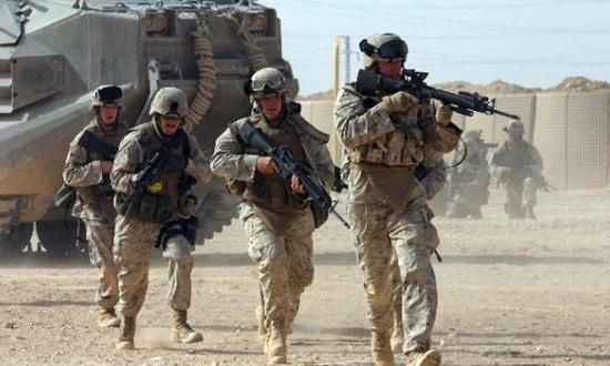 США перебросят военных из Сирии в Ирак