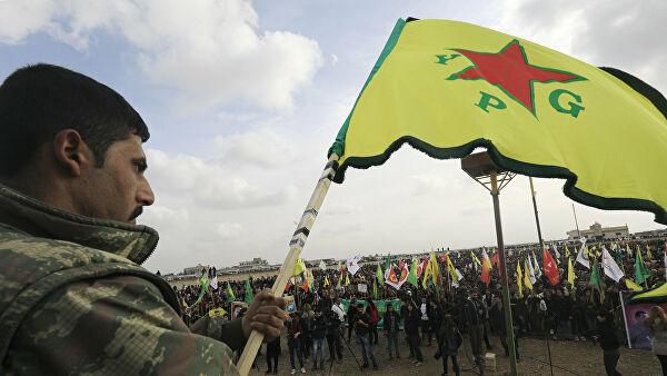 Сирийские курды намерены просить помощи у России взамен США