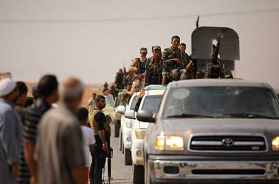 Сирийские войска впервые за 5 лет вошли в Ракку
