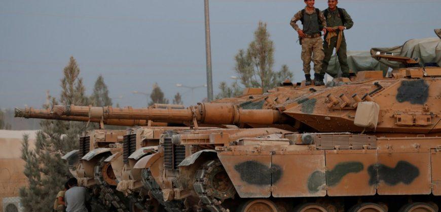 Американский спецназ в Сирии попал под турецкий обстрел