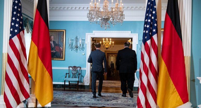 Германия призвала ЕС принять ответные штрафные пошлины против США