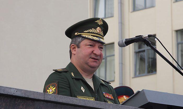 Замглавы Генштаба ВС обвинили в особо крупном мошенничестве