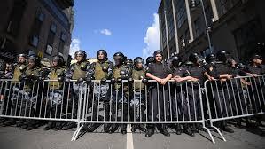Задержаны четыре новых фигуранта «дела 27 июля»
