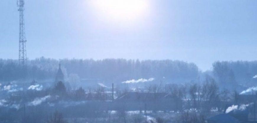 В Новосибирской области произошло техногенное землетрясение силой 5,6