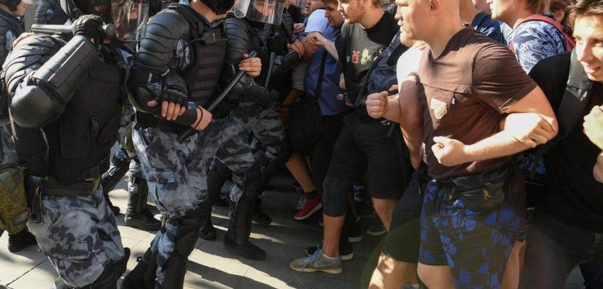 Московская сага о протестах