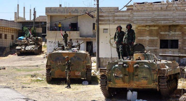 Россия заблокировала заявление Совбеза ООН, призывающее Турцию остановить операцию в Сирии