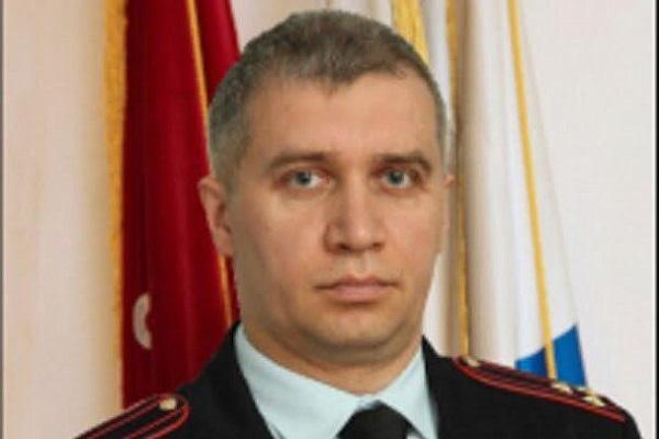 В Петербурге назначен новый начальник ГУ МВД