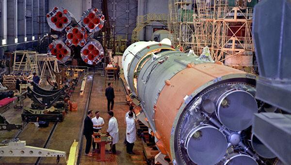 Минобороны потребовало взыскать 2 млрд рублей с производителя ракет «Союз»