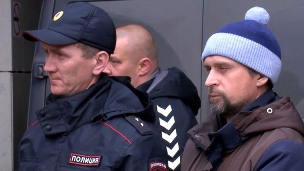 Задержан третий фигурант дела об угрозах судье Мосгорсуда