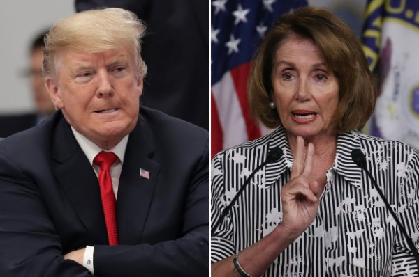 Демократы обвинили Трампа во взяточничестве из-за Украины