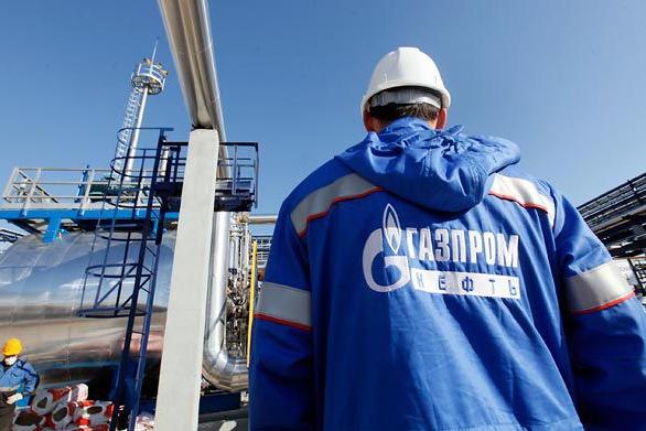 Украина добивается ареста активов «Газпрома» в Латвии