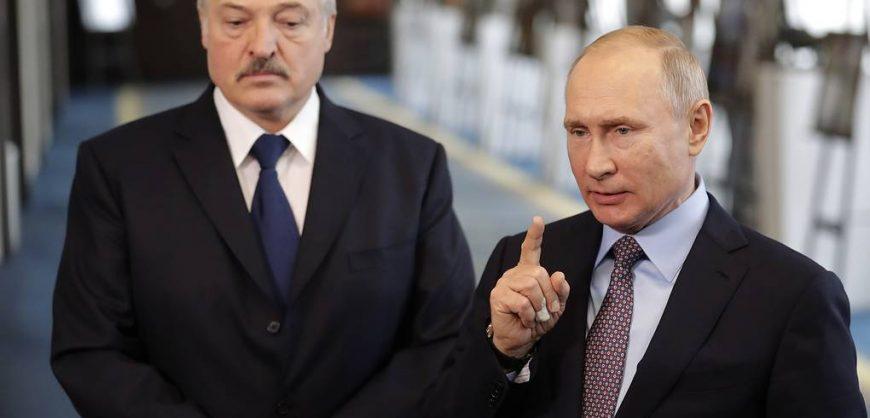 Лукашенко об интеграции с Россией: «на хрена нужен тогда такой союз»