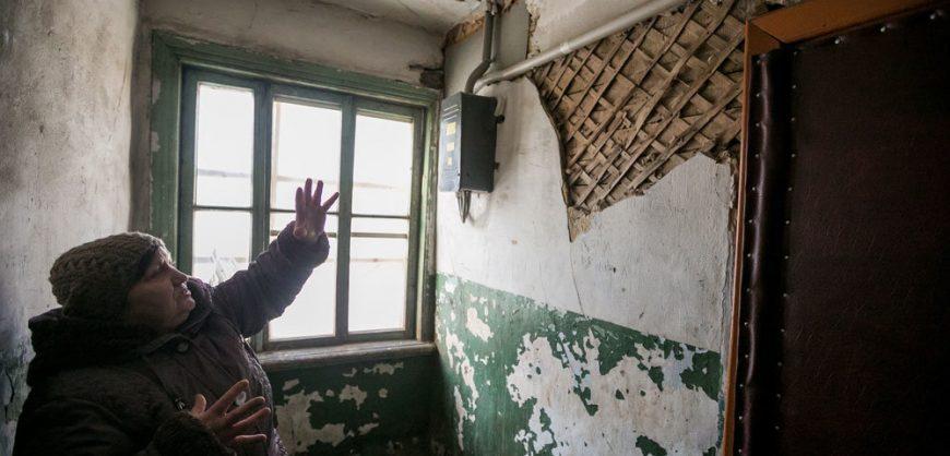 Минстрой предложил ремонтировать ветхие дома засчет граждан