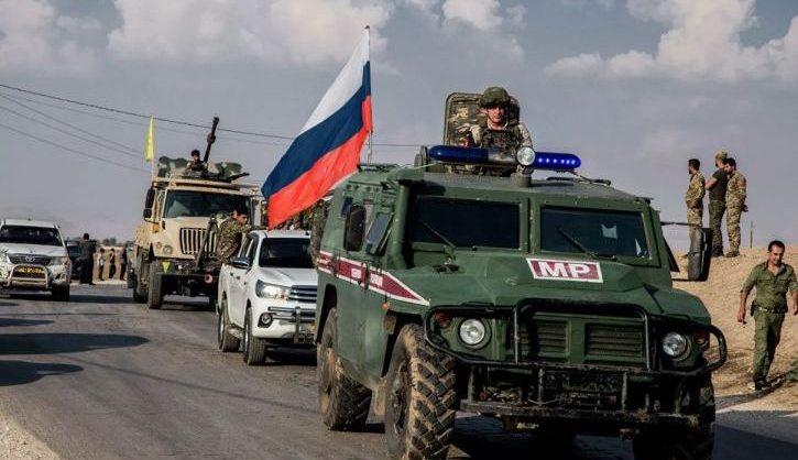 На север Сирии прибыл медицинский спецназ из России