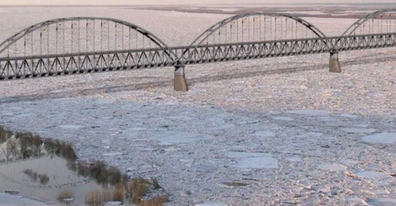 Путин одобрил проект моста через Лену в районе Якутска