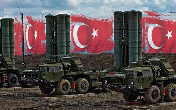 Россия заявила о поставке в Турцию второго полка С-400