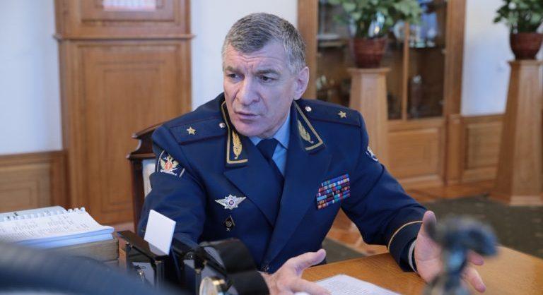 Глава ростовского ГУФСИН задержан по подозрению в разглашении гостайны