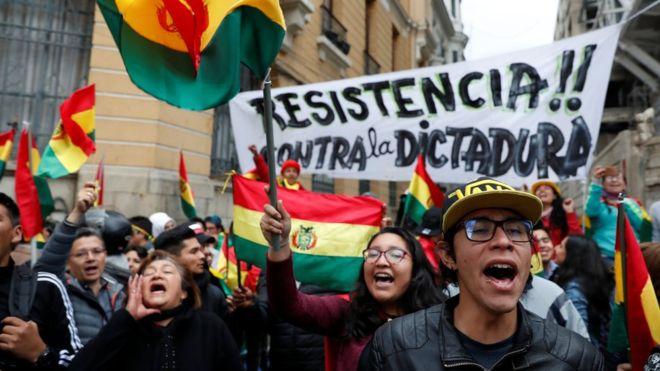 Эра Моралеса: «мухожук» по-боливийски