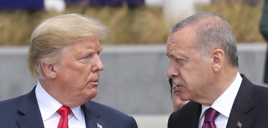 Трамп и Эрдоган договорились уладить разногласия по С-400