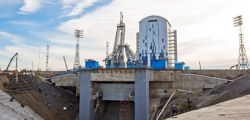 Путин заявил о масштабных хищениях на строительстве космодрома Восточный