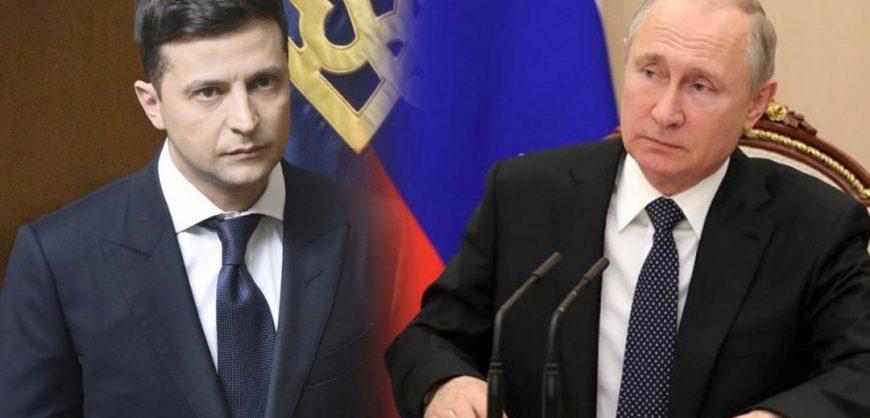 Назарбаев: Зеленский согласился на встречу с Путиным в Казахстане