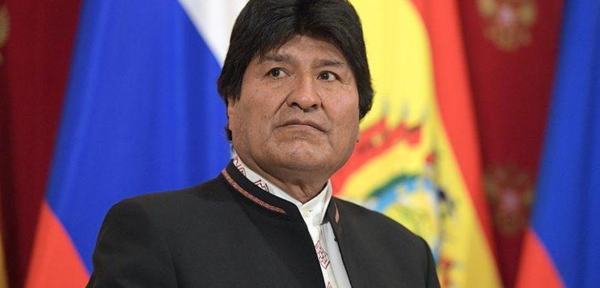 Мексика предоставит политическое убежище экс-президенту Боливии Эво Моралесу