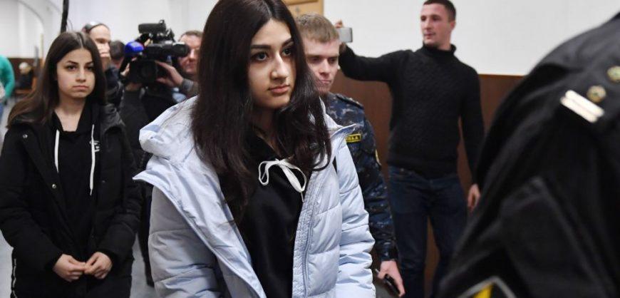 Завершено расследование дела об убийстве отца сестрами Хачатурян