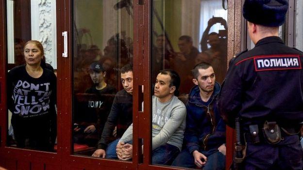 Основного фигуранта дела о теракте в метро СПб приговорили к пожизненному заключению