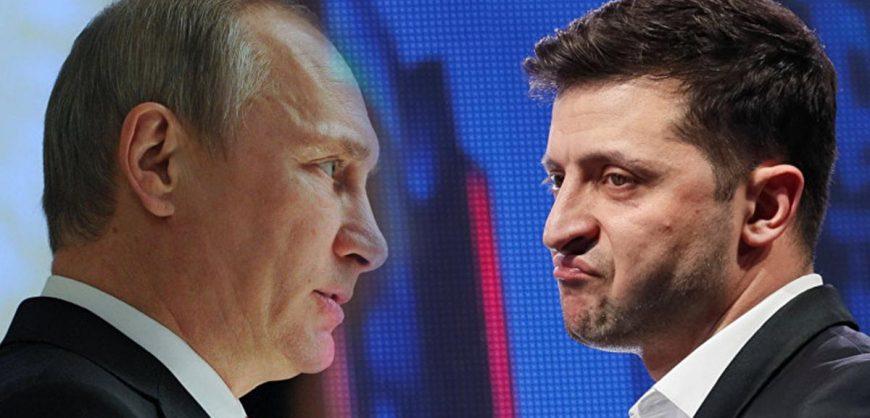 Зеленский заявил, что не доверяет Путину и другим политикам