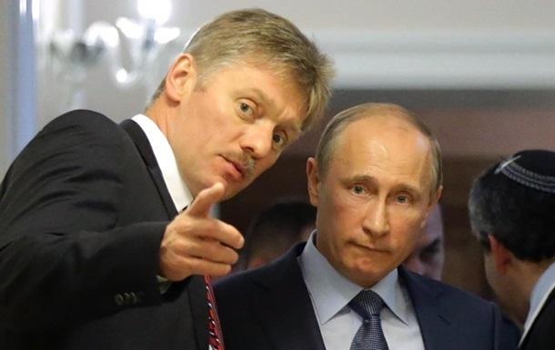 В Кремле не считают, что «ошибочный» материал «Первого Канала» о MH17 подрывает доверие зрителей