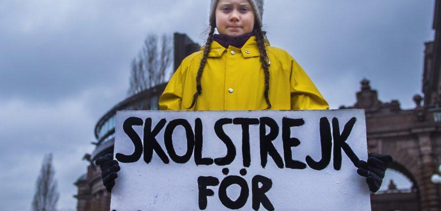 Экоактивистка Грета Тунберг получила альтернативную Нобелевскую премию