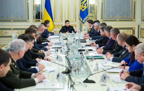 Украина утвердила план реинтеграции Донбасса