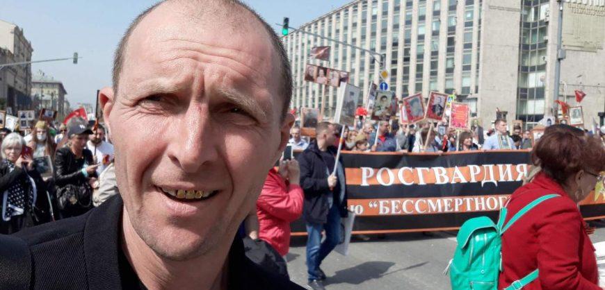 Эдуард Малышевский получил три года за попытку защитить женщин