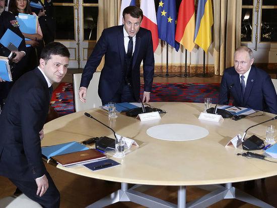В Кремле заявили, что не относят Зеленского к «партии войны»
