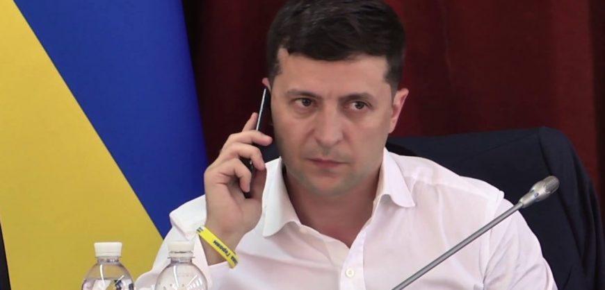 Зеленский призвал Евросоюз продолжить санкционное давление на Россию