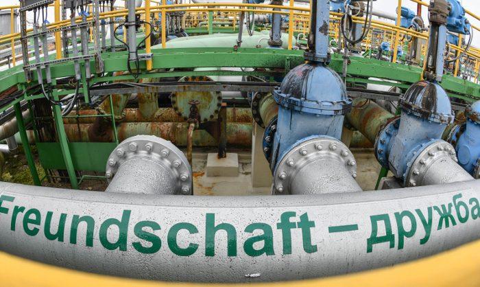 Россия и Украина продлили контракт по транзиту нефти на 10 лет