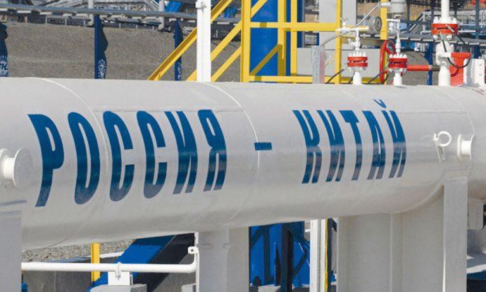 «Газпром» запустил в Китай газопровод «Сила Сибири»