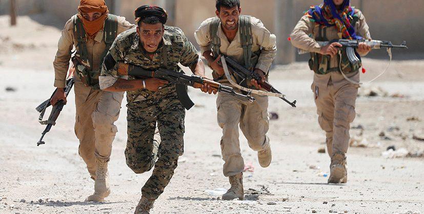 Сирийский делёж