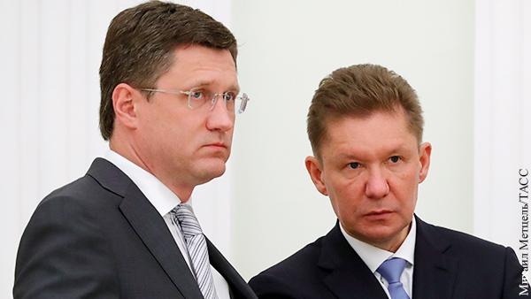 Главы «Газпрома» и Минэнерго примут участие во встрече Путина и Зеленского