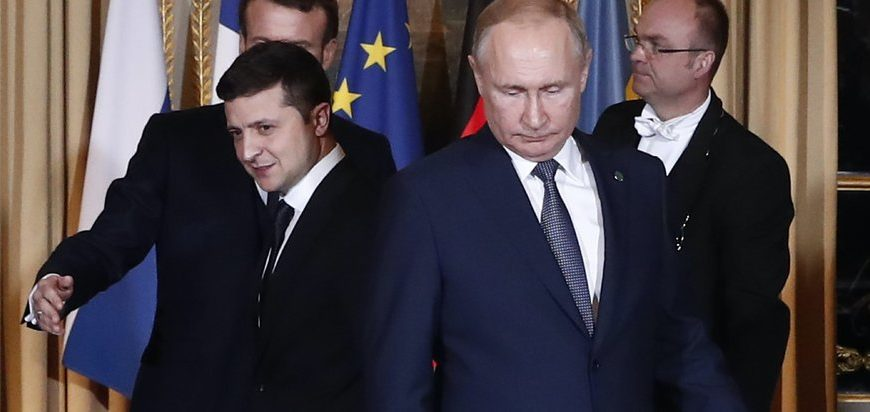 Зеленский: Украина и Россия «сняли вопрос» о компенсации в $3 млрд по решению Стокгольмского суда