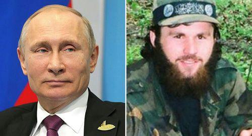 Путин: убитый в Берлине Хангошвили был организатором взрыва в метро Москвы