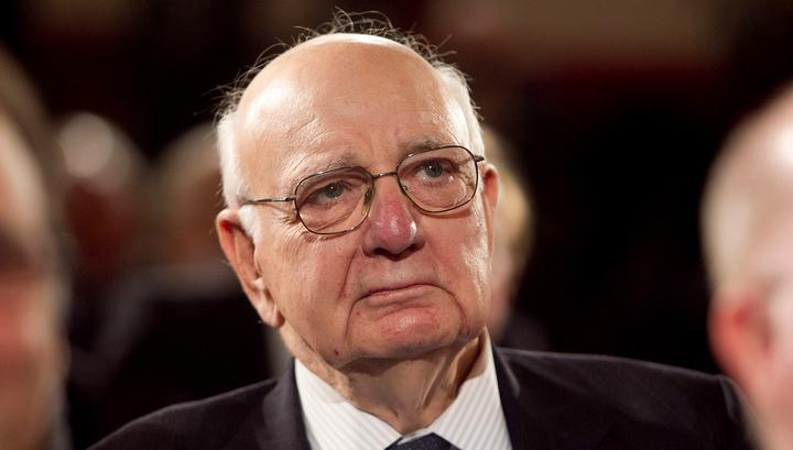 Умер бывший глава ФРС США Пол Волкер