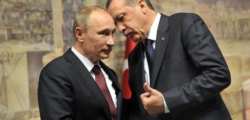 Эрдоган призвал Путина «положить конец» «агрессивному поведению» Хафтара