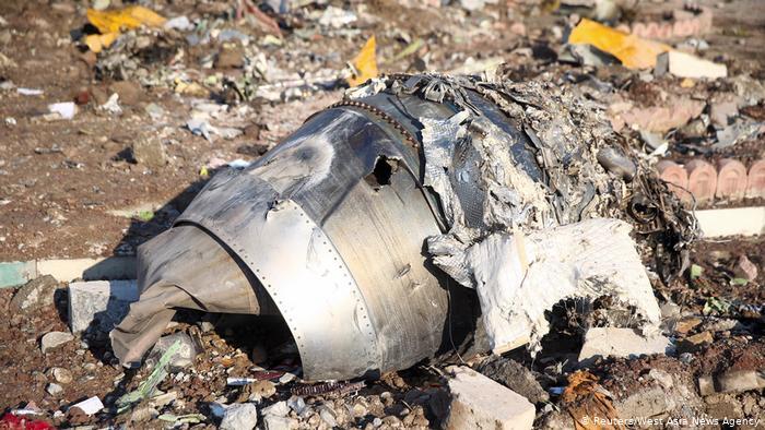 В Иране арестованы подореваемые по делу о крушении украинского самолета