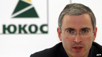 ЕСПЧ не признал политическим преследованием второе дело Ходорковского