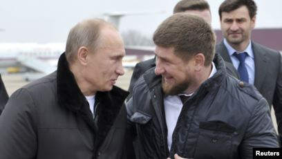 СМИ: Кадырова могут назначить полпредом Путина