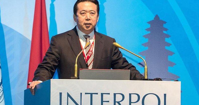 В Китае экс-главу Интерпола приговорили к 13,5 годам за взятки